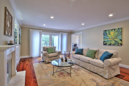 Grand Forest Hill Home with 4 BR and Garage