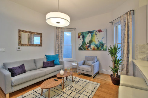 Contemporary 3BR Near Downtown San Francisco