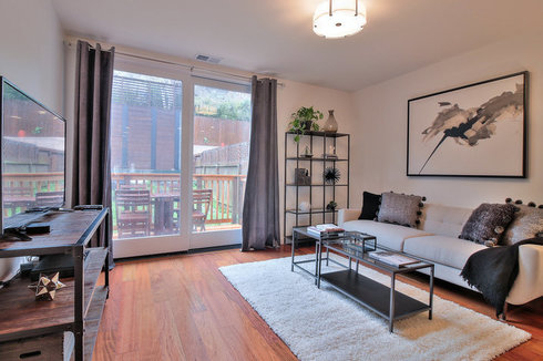 Chic 3.5 BR in Convenient Potrero Hill