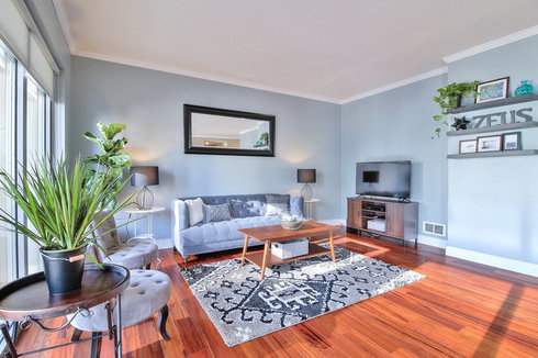 Sophisticated 2BR in Trendy SoMa, San Fran