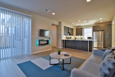 Brand New 4BR in East Palo Alto at Maple Place