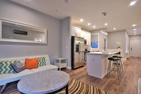 Modern 2 BR/2 BA in Trendy Mission Dolores