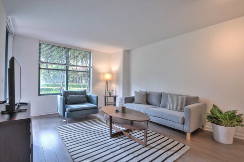 Upscale 1BR in South Beach, San Francisco