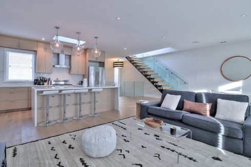 Modern 3BR with Scenic View in Nob Hill, San Fran