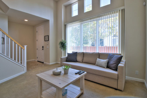 Multi-Level, Modern 3 BR Home in San Jose, CA