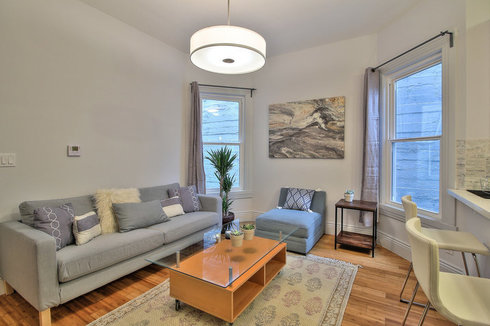 Spacious 3BR in San Francisco's SoMa Neighborhood