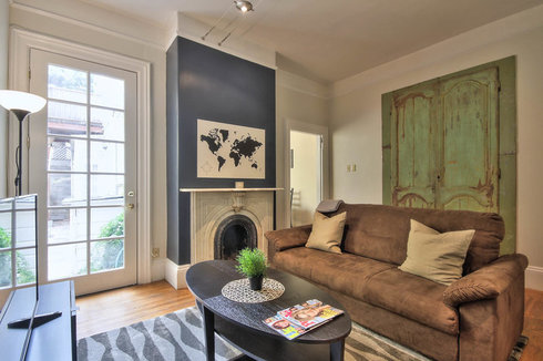 Stylish 2 BR Home in Mission District, San Fran