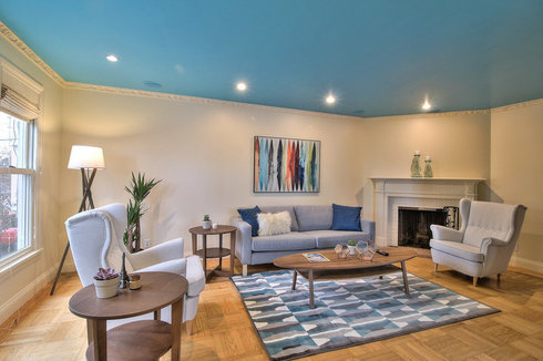 Spacious 3BR in Scenic Potrero Hill