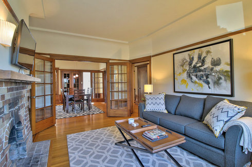 Classic 3BR Home in Potrero Hill, San Francisco