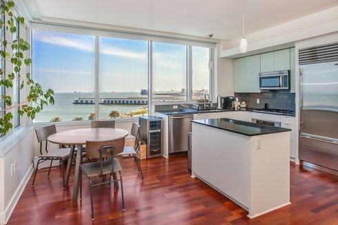 Luxury Condo with Waterfront Views