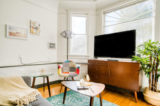 image 3 furnished 2 bedroom Apartment for rent in Noe Valley, San Francisco