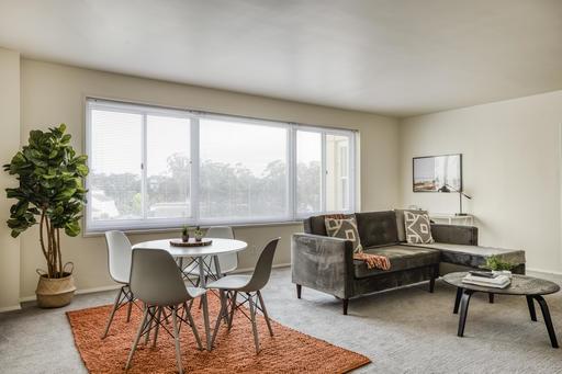 image 1 furnished 2 bedroom Apartment for rent in Parkmerced, San Francisco