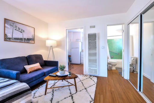 image 3 furnished Studio bedroom Apartment for rent in Culver City, West Los Angeles