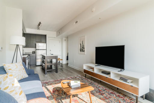 image 2 furnished 1 bedroom Apartment for rent in Alexandria, DC Metro