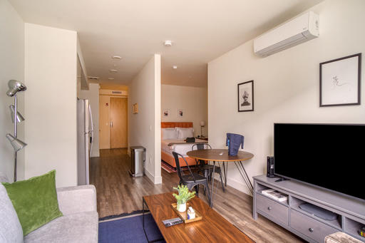 image 2 furnished Studio bedroom Apartment for rent in Berkeley, Alameda County
