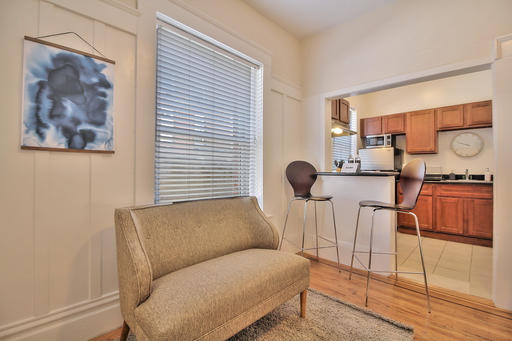 image 3 furnished Studio bedroom Apartment for rent in Nob Hill, San Francisco