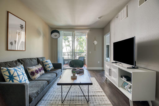 image 1 furnished 1 bedroom Apartment for rent in Santa Monica, West Los Angeles