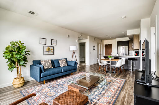 image 1 furnished 2 bedroom Apartment for rent in Redwood City, San Mateo (Peninsula)