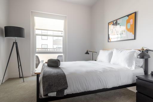 image 4 furnished 2 bedroom Apartment for rent in San Carlos, San Mateo (Peninsula)