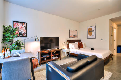 image 5 furnished Studio bedroom Apartment for rent in Lower Nob Hill, San Francisco