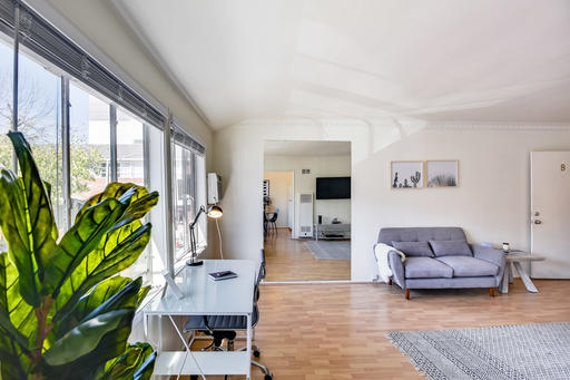 image 2 furnished Studio bedroom Apartment for rent in Beverly Hills, West Los Angeles