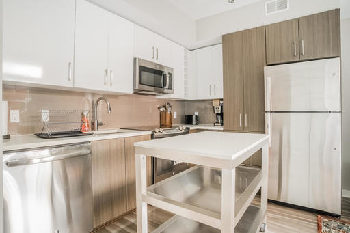 image 4 furnished Studio bedroom Apartment for rent in Bloomingdale, DC Metro