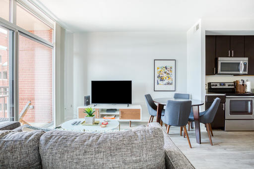 image 1 furnished 1 bedroom Apartment for rent in Alexandria, DC Metro