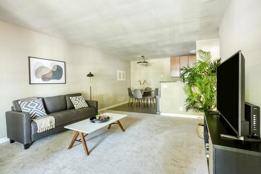 image 2 furnished 1 bedroom Apartment for rent in Santa Clara, Santa Clara County