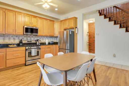 image 3 furnished 3 bedroom Apartment for rent in Adams Morgan, DC Metro