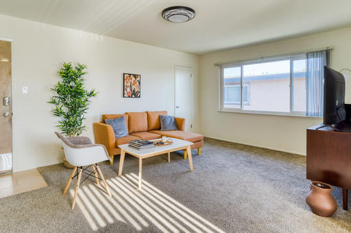 image 2 furnished 2 bedroom Apartment for rent in San Mateo, San Mateo (Peninsula)