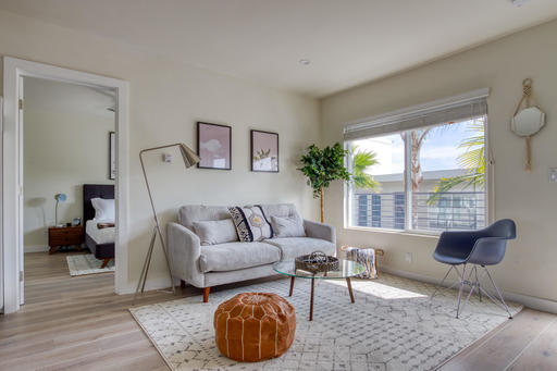 image 2 furnished 2 bedroom Apartment for rent in Manhattan Beach, South Bay