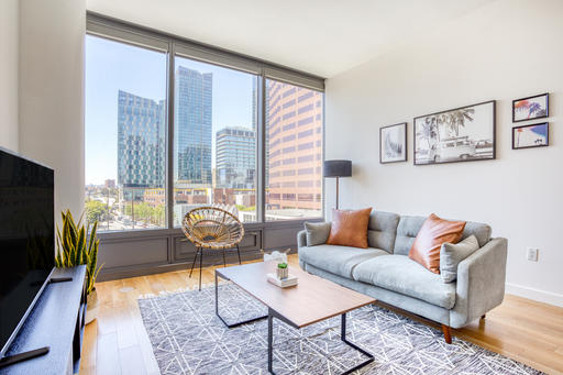 image 1 furnished 1 bedroom Apartment for rent in Downtown, Metro Los Angeles
