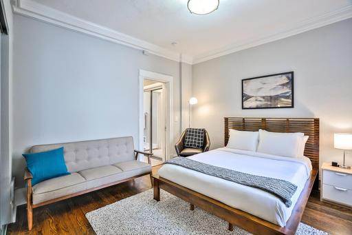 image 2 furnished Studio bedroom Apartment for rent in Nob Hill, San Francisco