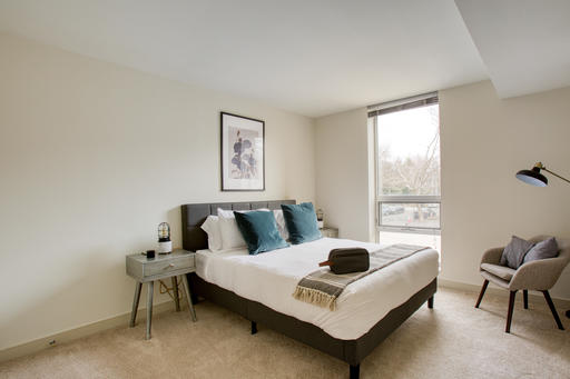 image 3 furnished 1 bedroom Apartment for rent in American U, DC Metro
