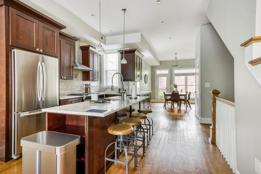 image 4 furnished 3 bedroom House for rent in Bloomingdale, DC Metro