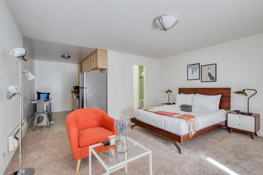 image 6 furnished Studio bedroom Apartment for rent in Lower Nob Hill, San Francisco