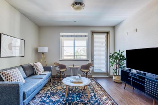 image 1 furnished 2 bedroom Apartment for rent in Almaden, San Jose