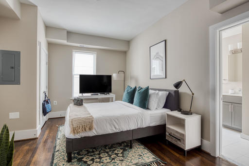 image 1 furnished Studio bedroom Apartment for rent in Forest Hills, DC Metro