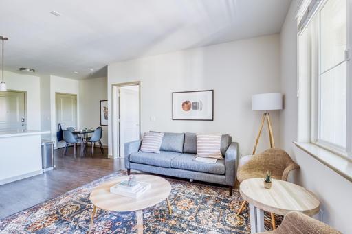 image 3 furnished 2 bedroom Apartment for rent in Almaden, San Jose