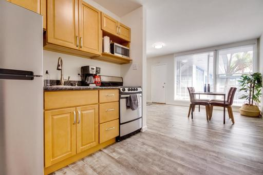image 3 furnished 1 bedroom Apartment for rent in Oakland Suburbs North, Alameda County