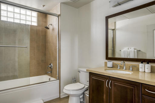image 9 furnished 1 bedroom Apartment for rent in Brentwood, West Los Angeles