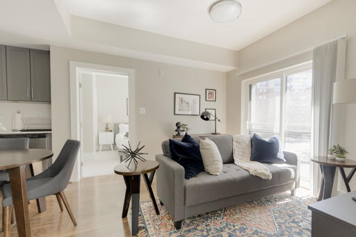 image 2 furnished 2 bedroom Apartment for rent in Forest Hills, DC Metro