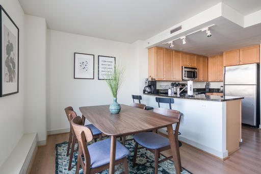 image 4 furnished 1 bedroom Apartment for rent in American U, DC Metro