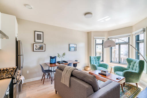 image 3 furnished 2 bedroom Apartment for rent in Nob Hill, San Francisco