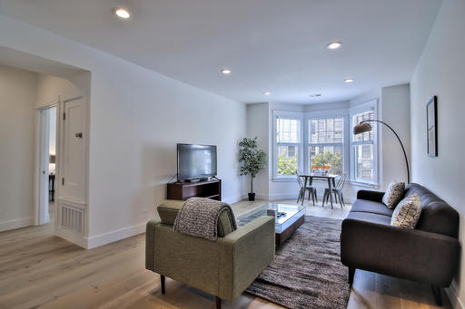 image 3 furnished 2 bedroom Apartment for rent in Pacific Heights, San Francisco