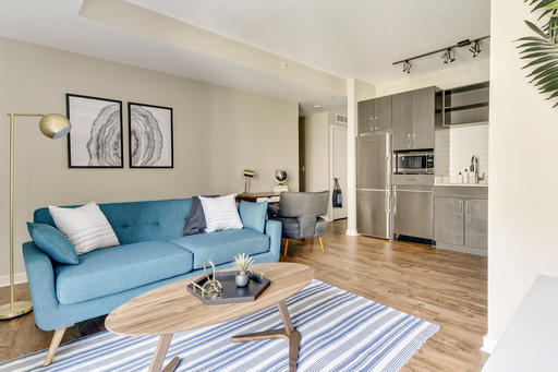 image 5 furnished 1 bedroom Apartment for rent in Bloomingdale, DC Metro