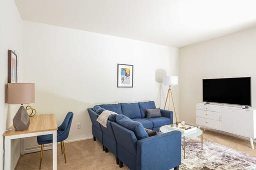 image 1 furnished 1 bedroom Apartment for rent in Pleasanton, Alameda County