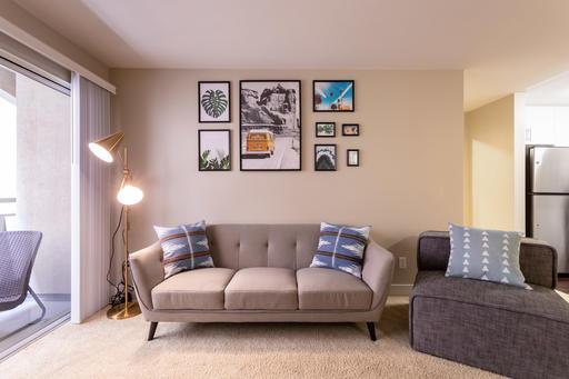 image 1 furnished 2 bedroom Apartment for rent in Pasadena, San Gabriel Valley