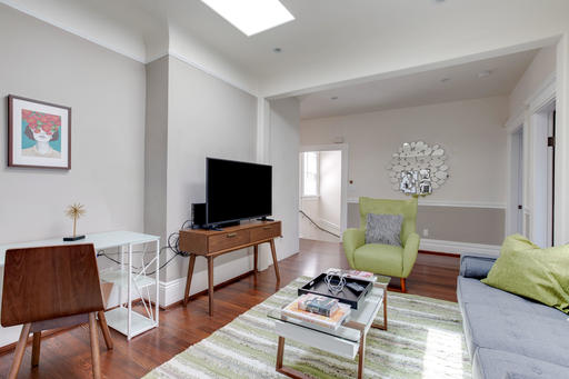 image 2 furnished 2 bedroom Apartment for rent in Lower Nob Hill, San Francisco