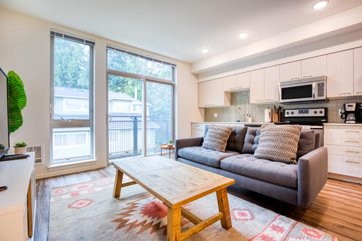 image 1 furnished 1 bedroom Apartment for rent in Mercer Island, Seattle Area